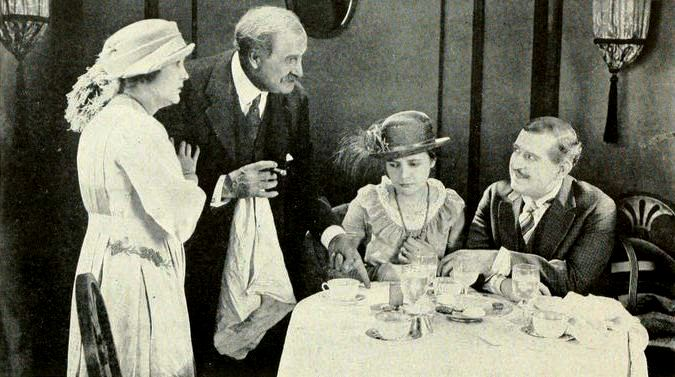 Miss Lulu Bett, the play (1921)