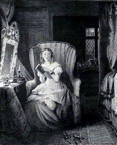 A picture for the book Northanger Abbey