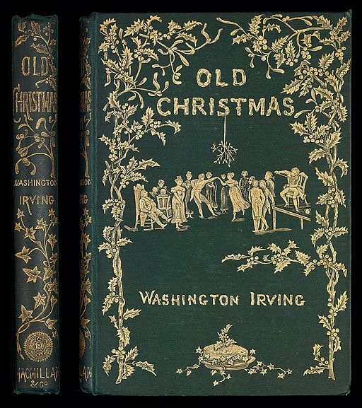 A picture for the book Old Christmas