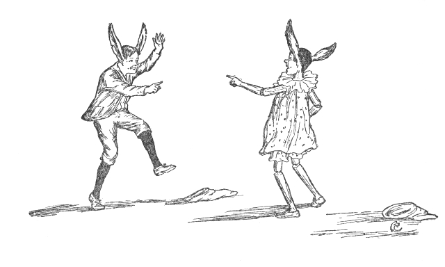 Pinocchio - Chapter XXXII - Pinocchio Turns in to a Donkey