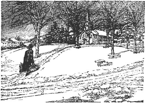 A picture for the book The Romance of a Christmas Card