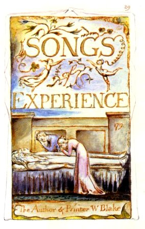 A picture for the book Songs of Experience