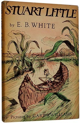 E.B. White, Stuart Little