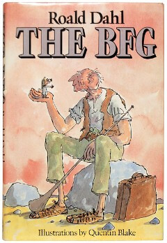 A picture for the book The BFG