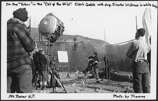 The Call of the Wild movie (1935) starring Clarke Gable