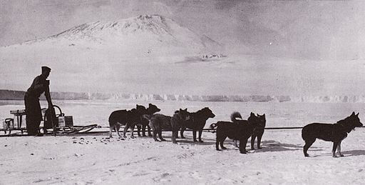 The Terra Nova Expedition of the South Pole, 1912