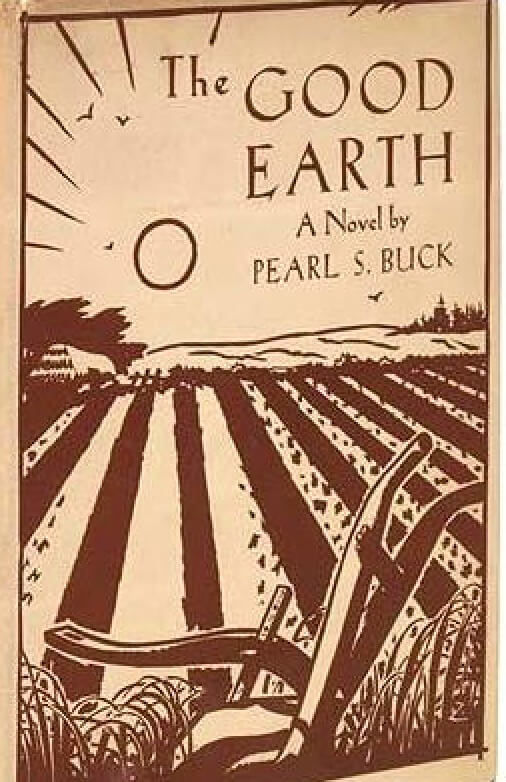 Pearl Buck, The Good Earth, 1931