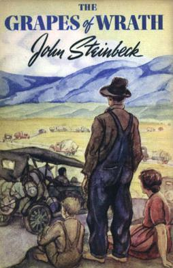 John Steinbeck, The Grapes of Wrath, 1939