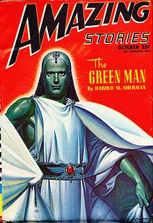 Herold Sherman, The Green Man