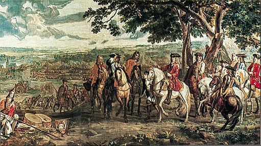 The History of Henry Esmond, The Battle of Blenheim, 1704