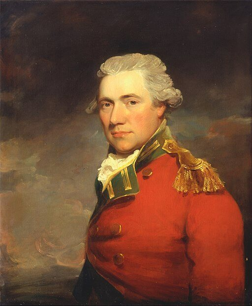 The History of Henry Esmond, John Hoppner, Unknown British Officer, 1800