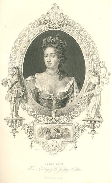 The History of Henry Esmond, Queen Anne