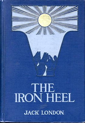 A picture for the book The Iron Heel