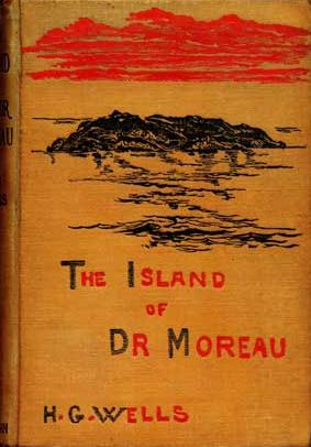 Science Fiction: Books for Young Readers includes H.G. Wells, the Island of Doctor Moreau