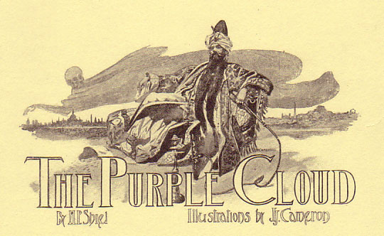 Dystopian Stories: The Purple Cloud