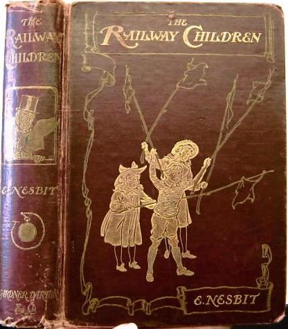 A picture for the book The Railway Children