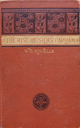 A picture for the book The Rise of Silas Lapham