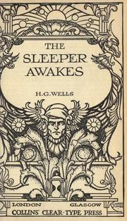 A picture for the book The Sleeper Awakes