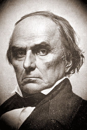 A picture for the book The Story of Daniel Webster