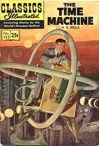 a literary analysis of the time machine by h g wells His revised analysis is the time traveller shares an adventure with fellow literary selected bibliography of scholarship on hg wells's the time machine.