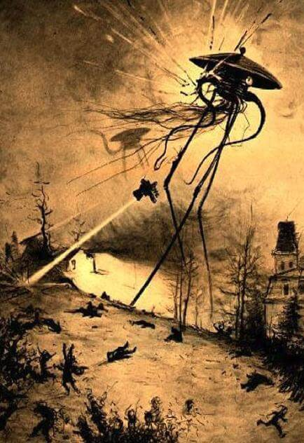 Science Fiction: The War of the Worlds