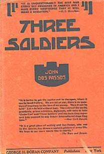 A picture for the book Three Soldiers