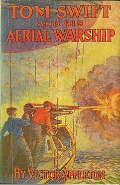 A picture for the book Tom Swift and His Aerial Warship