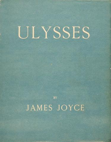 A picture for the book Ulysses