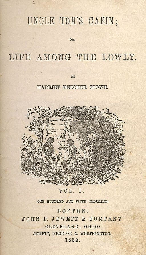 A picture for the book Uncle Tom's Cabin; or, Life Among the Lowly