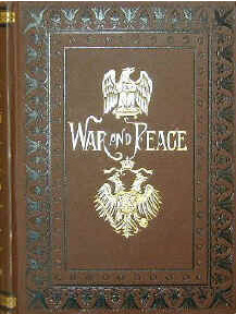 A picture for the book War and Peace