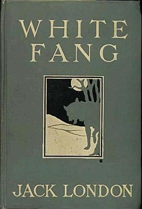 A picture for the book White Fang