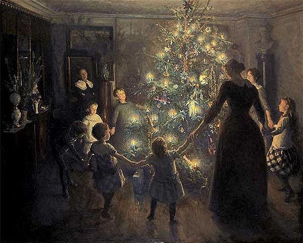 Christmas Tree 1911
