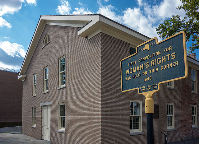 The Declaration of Sentiments