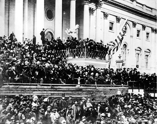 Second Inaugural Address, 1865
