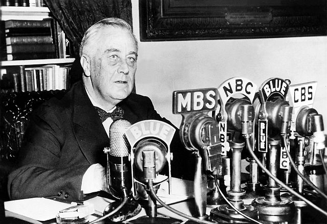 Franklin Delano Roosevelt's State of the Union speech, 1944