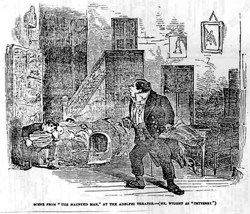 The Haunted Man and the Ghost's Bargain, A Fancy for Christmas-Time
