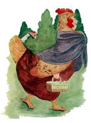Elizabeth Gordon, Bird Children, hen