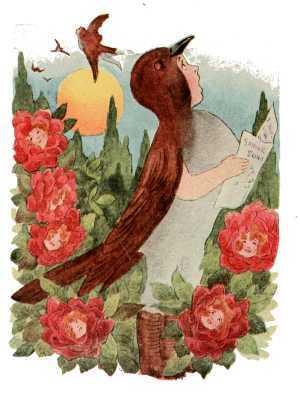 Elizabeth Gordon, Bird Children, nightingale