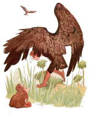 Elizabeth Gordon, Bird Children, turkey buzzard