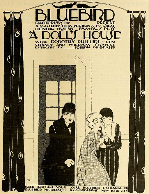 A picture for the play A Doll's House