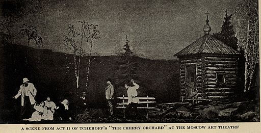 Anton Chekhov, The Cherry Orchard, act iii