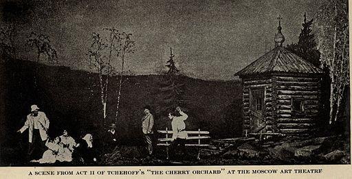 Anton Chekhov, The Cherry Orchard, act iii
