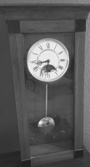 Grown-up clock