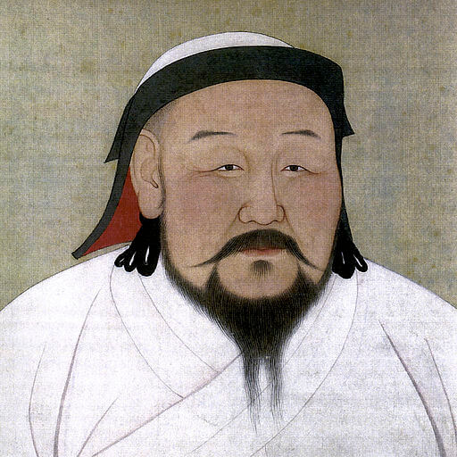 Kublai Khan, Emperor of China, Yuan Dynasty
