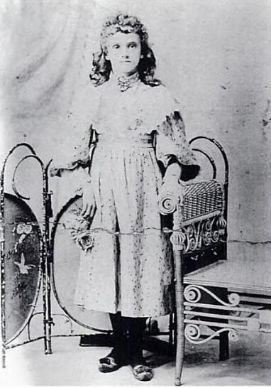 Mary Alice Smith, inspiration for Annie, 1863