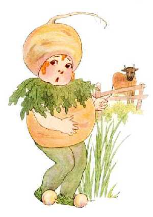 Mother Earth's Children, rutabaga turnip