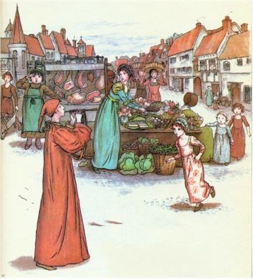 illustration for The Pied Piper of Hamelin 18
