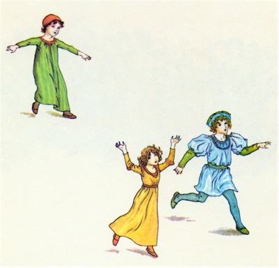 illustration for The Pied Piper of Hamelin 30