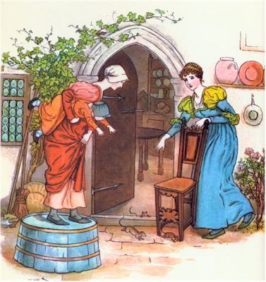 illustration for The Pied Piper of Hamelin 8