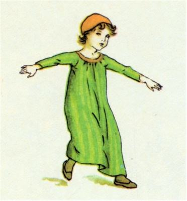 illustration for The Pied Piper of Hamelin 2